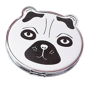 Woofs & Whiskers Dog Compact Mirror