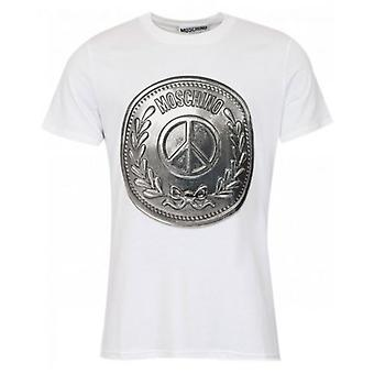 Moschino Couture Moschino Shield Logo T-Shirt