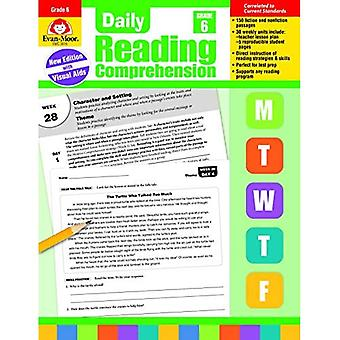 Daily Reading Comprehension,� Grade 6 (Daily Reading Comprehension)