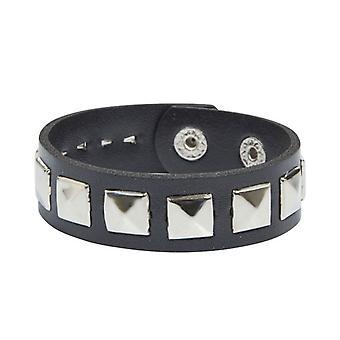 Studded Wristband.Punk