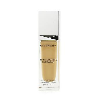 Givenchy Teint Couture Everwear 24h Wear & Comfort Foundation Spf 20 - # Y310 - 30ml/1oz
