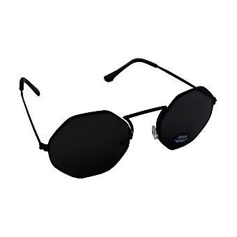 Zonnebril 6-hoek UV 400 Zwart1892_2