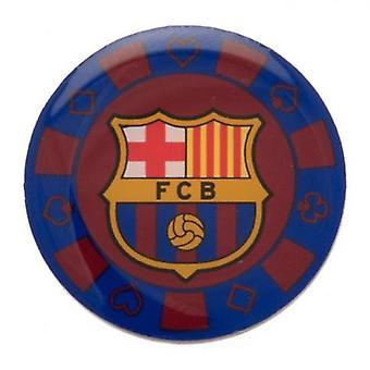 Barcelona-Poker-Chip-Abzeichen