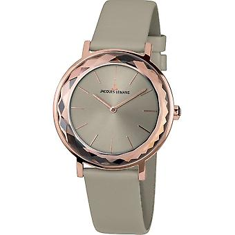 جاك ليمانس -- ساعة اليد -- السيدات -- يورك -- كلاسيك -- 1-2054D