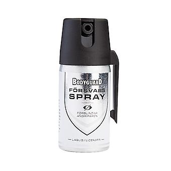 Bodyguard Defense spray, persienner-farveløs