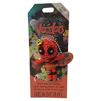 Watchover Voodoo Dolls Keyring - Voodoo Deadcool