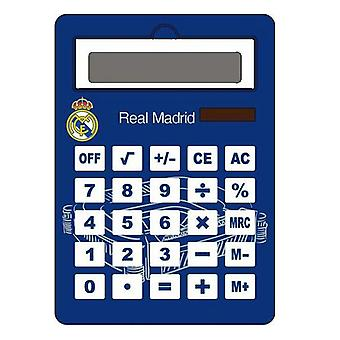 Calculator Jumbo Real Madrid C.F. Solar Blue