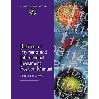 Balance of Payments and International Investment Position Manual (6th