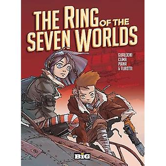 The Ring Of The Seven Worlds by Giovanni Gualdoni - 9781643376776 Book