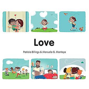 Love by Patricia Billings - 9781785088742 Book