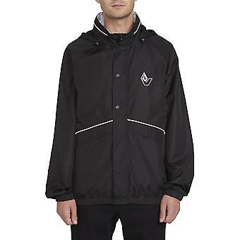 Volcom CJ Collins Windbreaker Jacket in Black