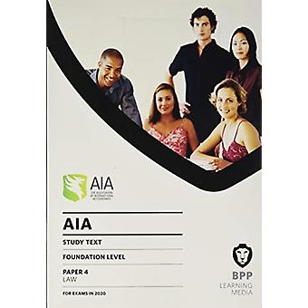 AIA 4 Law