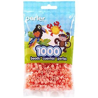 Perler Beads 1,000/Pkg-Blush