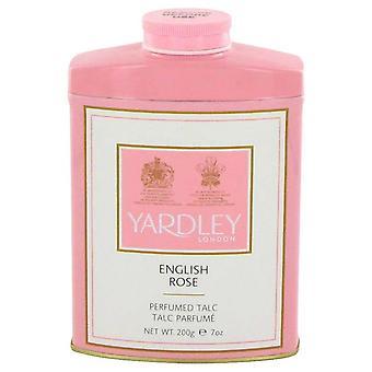 English Rose Yardley Talc By Yardley London 7 oz Talc