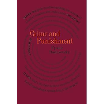 Crime and Punishment by Fyodor Dostoyevsky - 9781684122905 Book