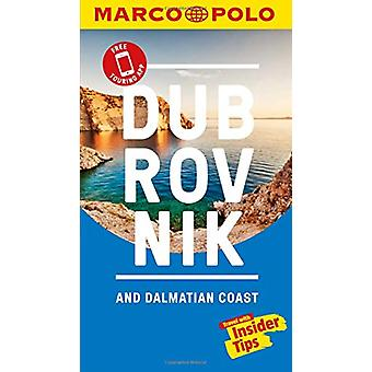 Dubrovnik & Dalmatian Coast Marco Polo Pocket Travel Guide - with