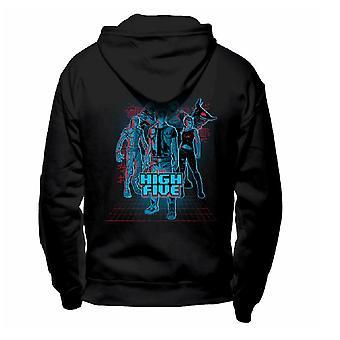 Ready Player een Unisex volwassenen hoog vijf design trui hoodie