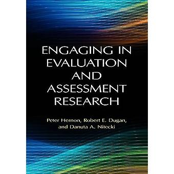 Engaging in Evaluation and Assessment Research by Peter Hernon - Robe