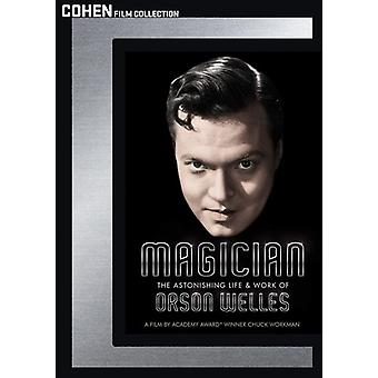 Magician: Astonishing Life & Work of Orson Welles [DVD] USA import