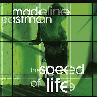 Madeline Eastman - Speed of Life [CD] USA import