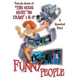 Funny People [DVD] USA import