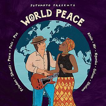 World Peace [CD] USA import