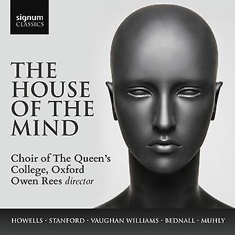 Williams / Choir of the Queen's College - House of the Mind [CD] USA import