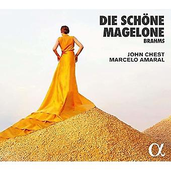 Die Schone Magelone [CD] USA import