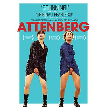 Attenberg [DVD] USA import