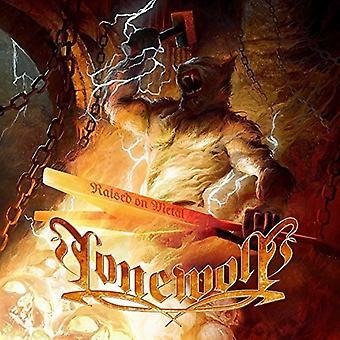 Lonewolf - Raised on Metal [CD] USA import