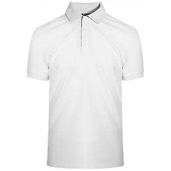 Lagerfeld Wit Polo Shirt