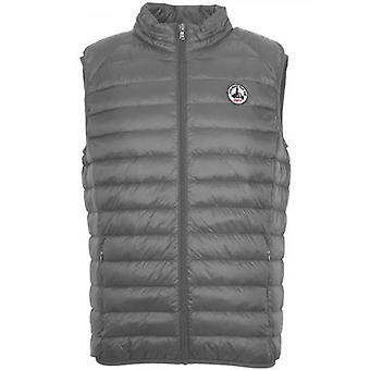 JOTT Grey TOM Down Gilet rempli
