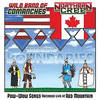 Wild Band of Comanches - Breaking Boundaries [CD] USA import