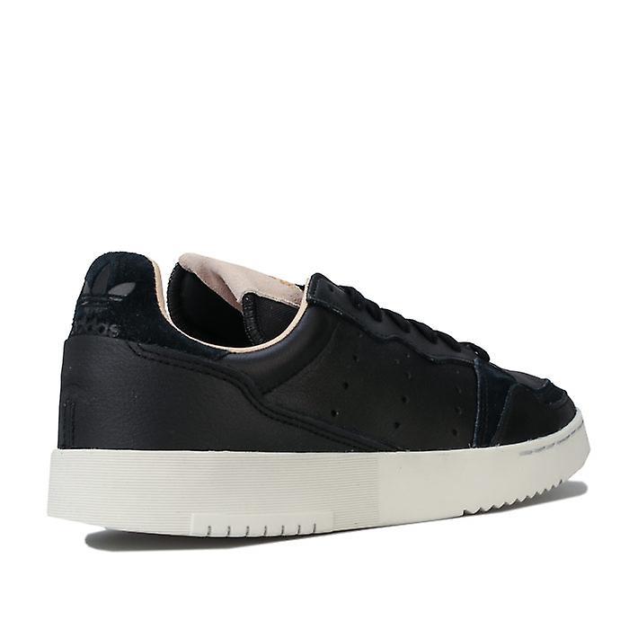Men's adidas Originals Supercourt Trainers en noir