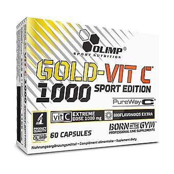 Gold-Vit C 1000 Sport Edition 60 capsules