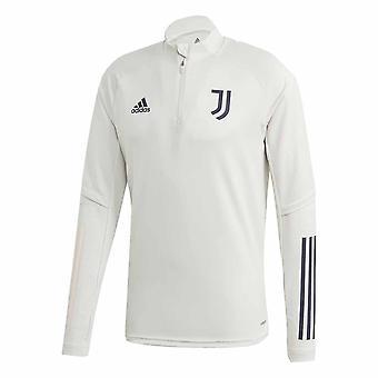 2020-2021 Juventus Training Top (Grey) - Kids