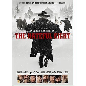 Hateful Eight [DVD] USA import