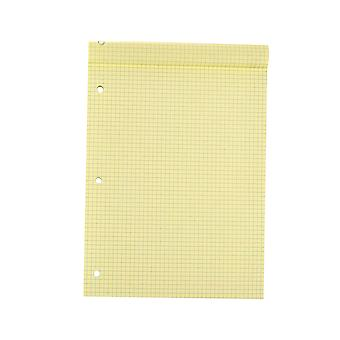 YANGFAN A4 Loose Leaf Punched Paper Diary 3 Hole Notebook