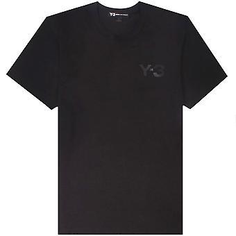 Y-3 Classic Logo T-Shirt Black