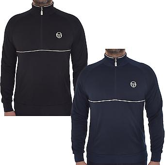 Sergio Tacchini Mens Orion Casual Fashion 1/2 Zip Pullover Tracksuit Tracktop