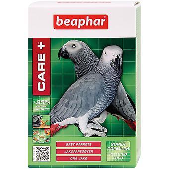 Beaphar Care+ Grå Papegoja Mat - 1kg