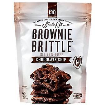 Sheila G ' s Brownie krehký čokoládový čip