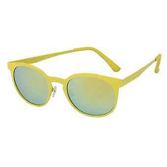 Sonnenbrille Unisex Spiegelglas    gelb (AZ-15-631)