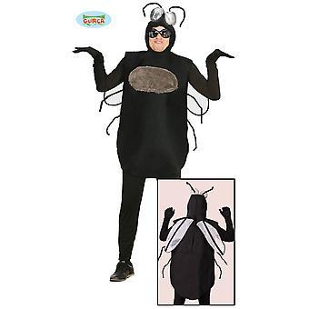Flyg flyga kostym mygga fluga kostym en storlek