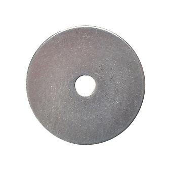 Forgefix Flat Repair Washers ZP M6 x 40mm Bag 10 FORRWASH640M