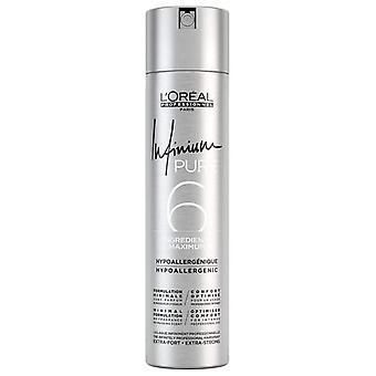 L'oreal L'Oréal Professionnel Infinium Pure Hairspray - Extra Strong