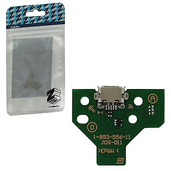 12 Pin v2 micro usb charging socket ic board for sony ps4 controllers jds-011