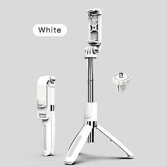 Bluetooth Wireless Selfie Stick Stativ Foldbar & Monopods Universal For Smartphones Til Gopro og Sports Action Kameraer