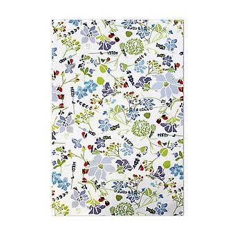 Julie Dodsworth Lavender Garden Tea Towel