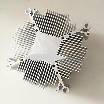 Aluminium Cob Led Heatsink - Til køling Diy Grow Chip Light